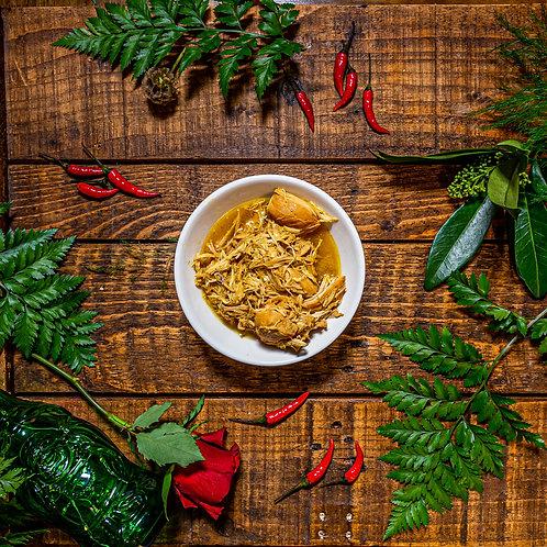 Chicken Curry w/ Jasmine rice