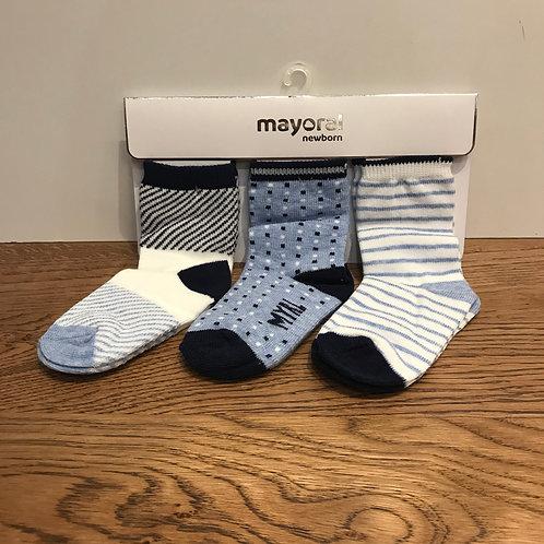 Mayoral: Blue Socks
