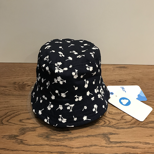 Mayoral: Reversible Bucket Hat (Palm trees)