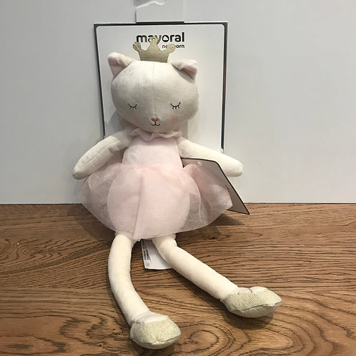 Mayoral: Cat - Soft Toy