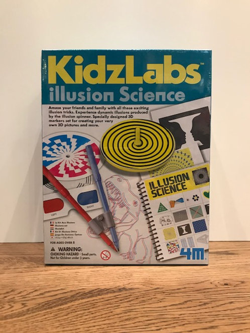 KidzLabs: Illusion Science