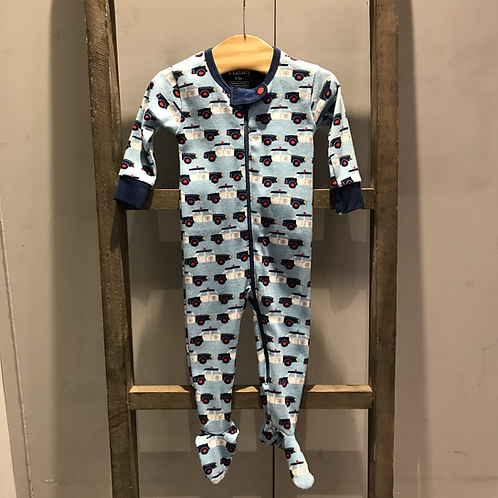 Hatley: PS129 Baby Grow (Police Cars)