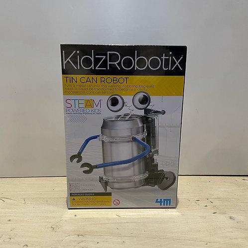 Kidz Robotix: tin can robot kit