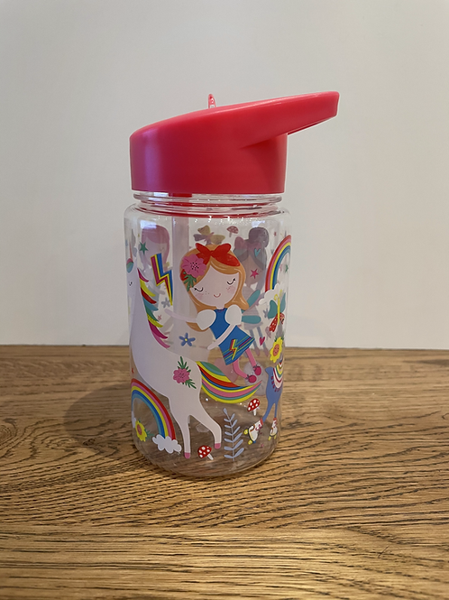 Floss & Rock: Unicorn Water Bottle