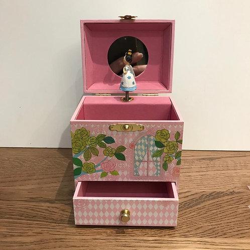 DJECO: Musical Jewellery Box (Palace)