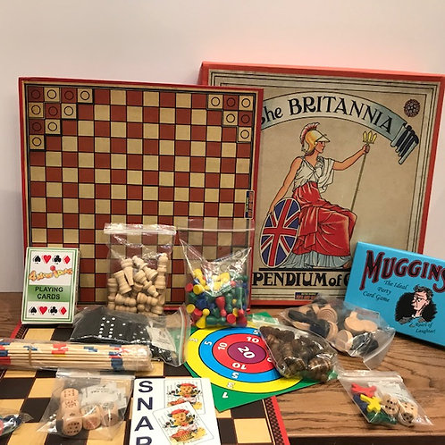 House of Marbles: The Britannia Compendlum Game