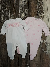 baby girl clothing. at Sid & Evie's in S