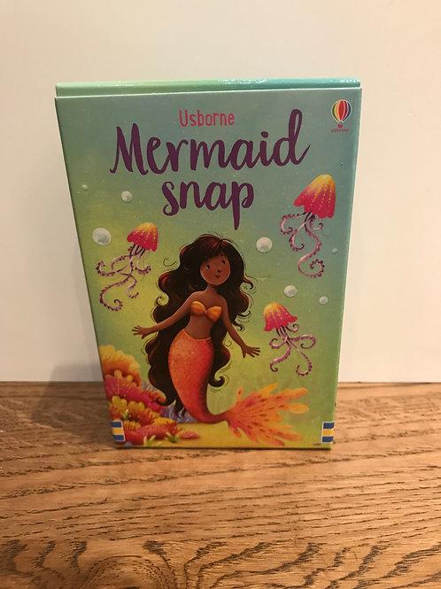 Mermaid - Snap Cards