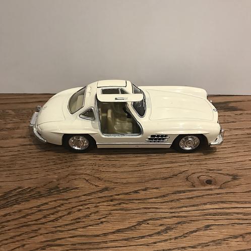 Mercedes: Toy Car Cream