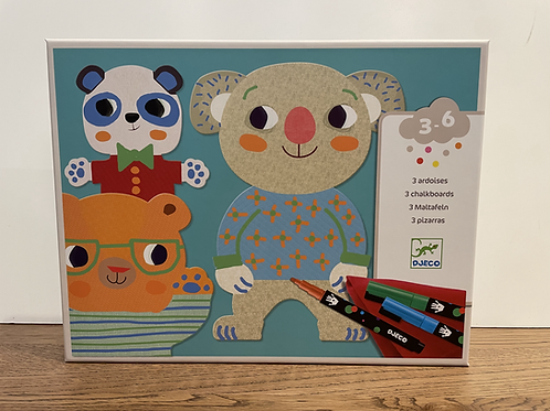 DJECO: Chalkboards Art Kit