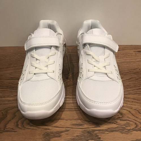 Hummel: White Trainers