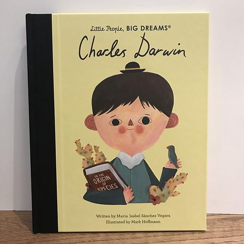 Little People Big Dreams: Charles Darwin Book