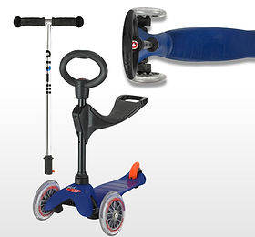 3 in 1 micro scooter sid and evies