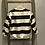 Thumbnail: Mayoral: Navy Stripe Sweatshirt