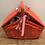 Thumbnail: BigJigs: Tin Tea Set & Basket