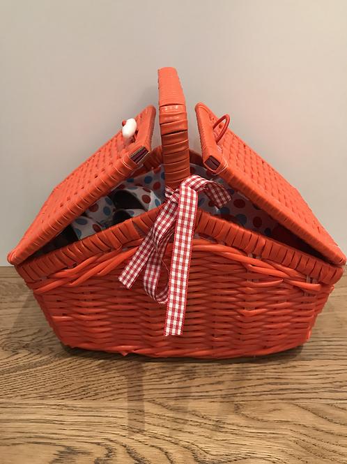 BigJigs: Tin Tea Set & Basket