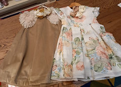 Girls clothing at Sid & Evie's in South
