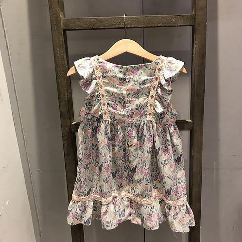 Hatley: D11263 Lilac Floral Dress