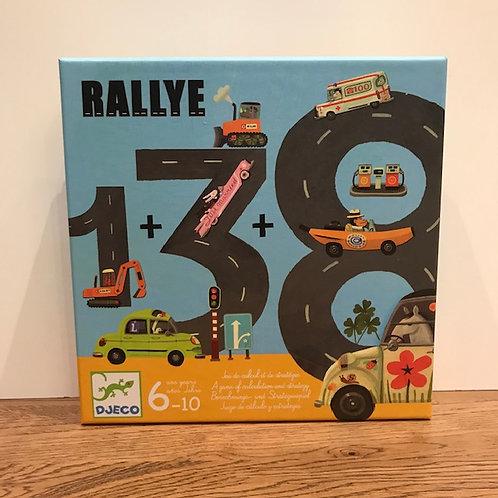 Dejco: Rallye Card Game