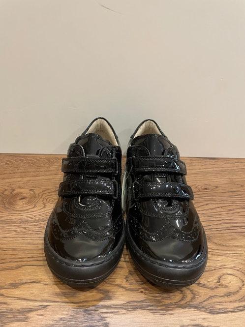 Froddo: G3130117-1 Black Patent Closed Toe