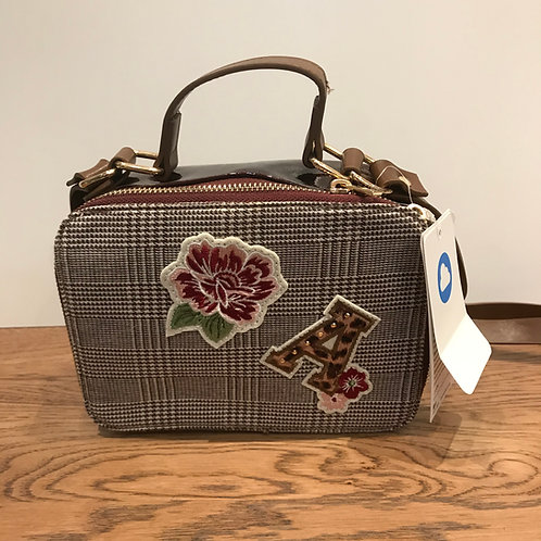Mayoral: Wine Dog Tooth Bag