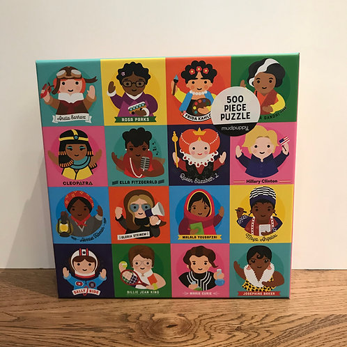 Little Feminist: Puzzle 500 Piece