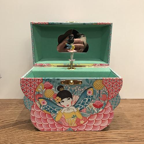 DJECO: Musical Jewellery Box (Fairy)