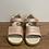 Thumbnail: Bobux: I-Walk Hampton Open Toe Sandal - Rose Gold