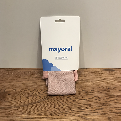 Mayoral: 9296 - Glitter Pink Lurex