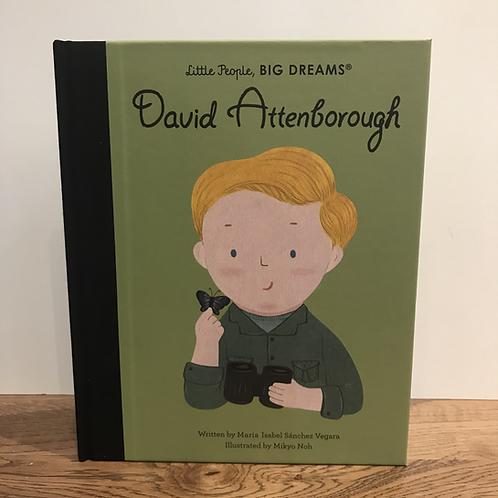 Little People Big Dreams: David Attenborough Book