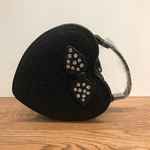 Mayoral: Black Heart Bag