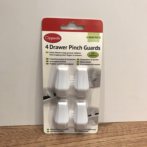 Clippasafe: Drawer Pinch Guards