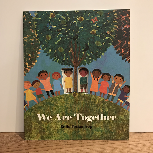 Britta Teckentrup: We Are Together Book