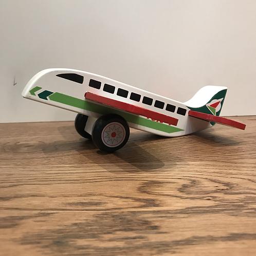 Tobar: White Wooden Plane