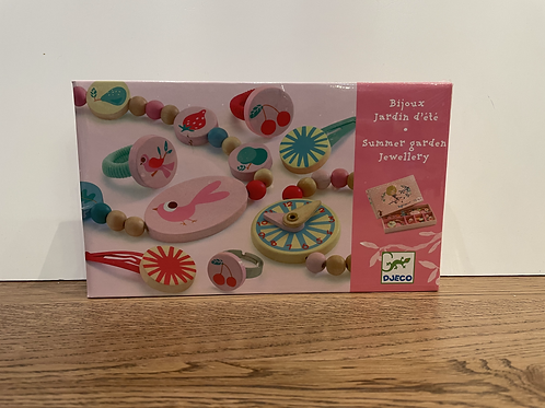 DJECO: Summer Garden Jewellery Kit