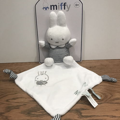 Miffy: Soft Toy and Comforter