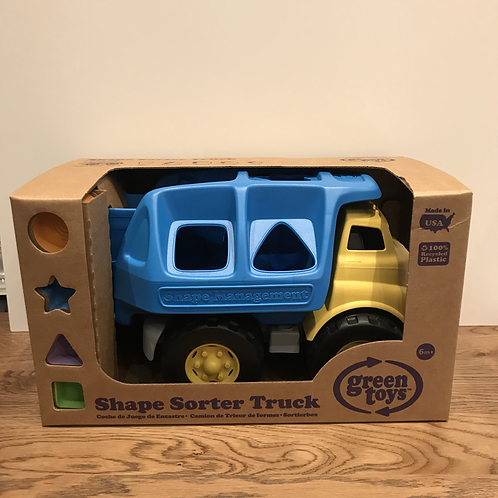 Green Toy: Shape Sorter Truck