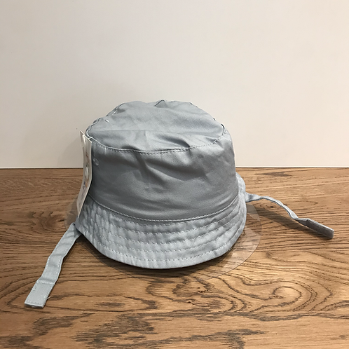 Pesci Kids: Bucket Hat (Air force blue)