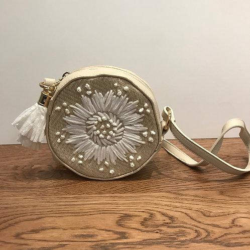 Mayoral: Round Beige Bag