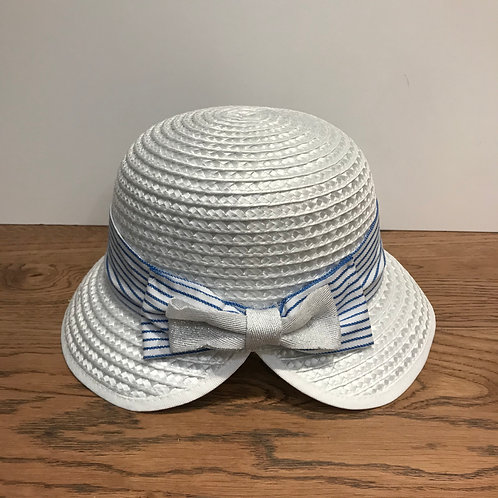 Mayoral: Straw - White Hat