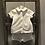 Thumbnail: Mayoral: 1666 - Striped Shorts Set - Navy