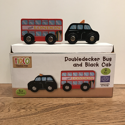 Tildo: Duo Set Vehicles