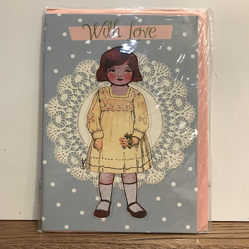 Card: Birthday (Girl)