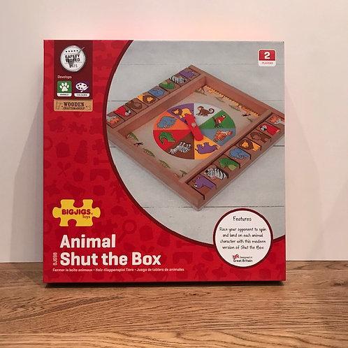 BigJigs: Animal Shut the Box Game