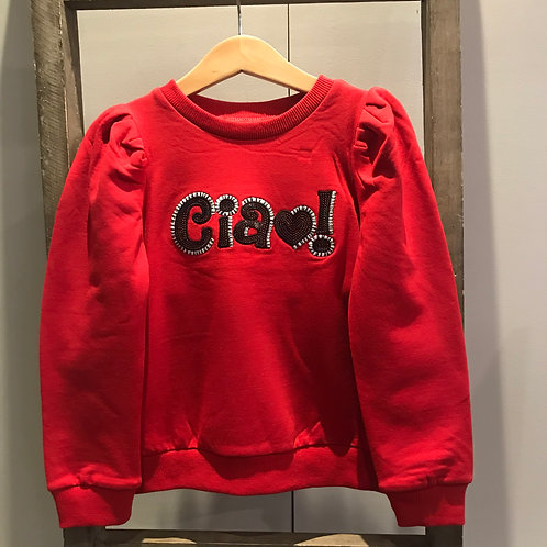 Mayoral: 4429 Red Ciao Jumper