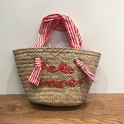 Mayoral: Mini Straw Beach Bag