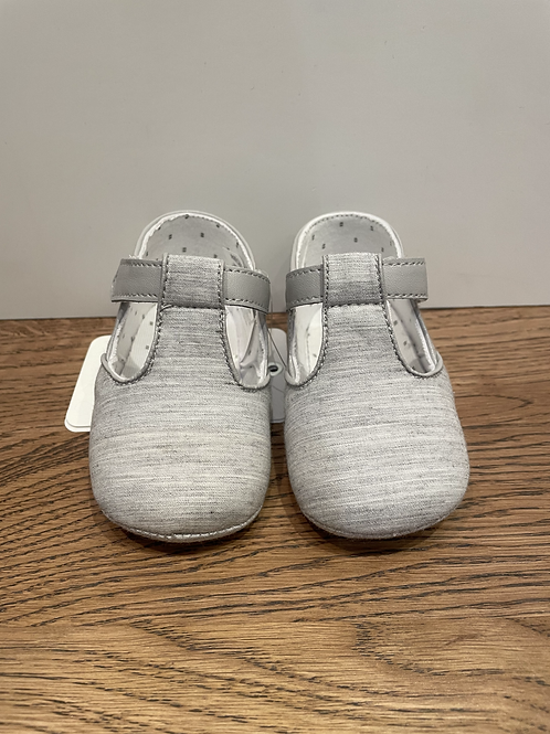 Mayoral Booties: 9027 - Grey