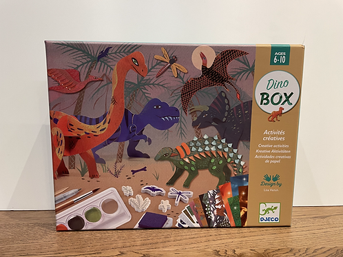 DJECO: Activities Box (Dinosaur)