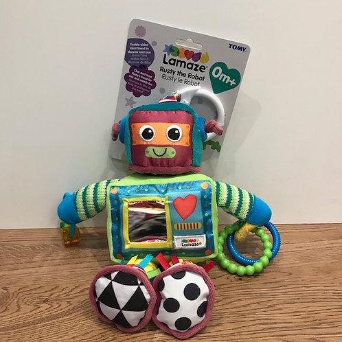 Lamaze: Rusty The Robot