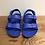 Thumbnail: Birkenstock: Milano Eva Playground - Blue